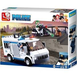 Sluban Police Prisoner Transport 117pcs M38-B0652