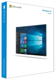 Microsoft Windows Home 10 64-bit OEM German Commercial Licence
