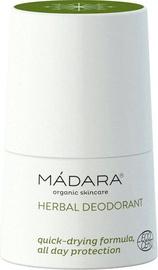 Dezodorants sievietēm Madara Herbal, 50 ml