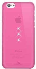 White Diamonds Trinity Case With Swarovski Crystals For Apple iPhone 6/6s Pink