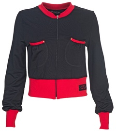 Bars Womens Jacket Black/Red 116 L