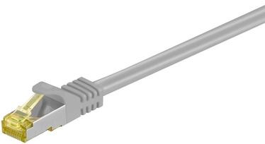 Goobay CAT 6A S/FTP PiMF Patch Cord 25m Grey