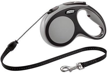 Flexi New Comfort Cord S 8m Grey