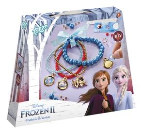 Aproces izgatavošanas komplekts Totum Disney Frozen II Mythical Bracelets 680746