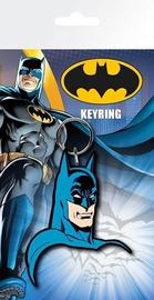 Batman Comic Face Keychain
