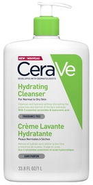 Cerave Hydrating Cleanser For Normal To Dry Skin 1000ml