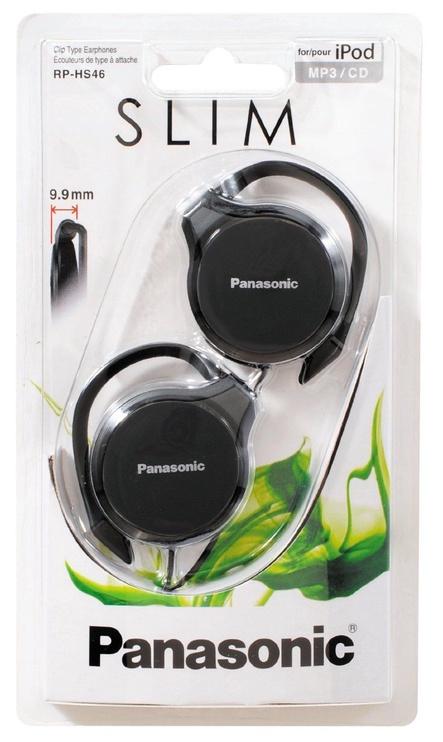 Austiņas Panasonic HS46E Black