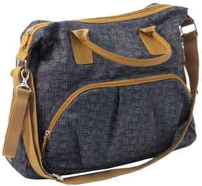 Summer Infant Changing Bag Tote Charcoal & Tan