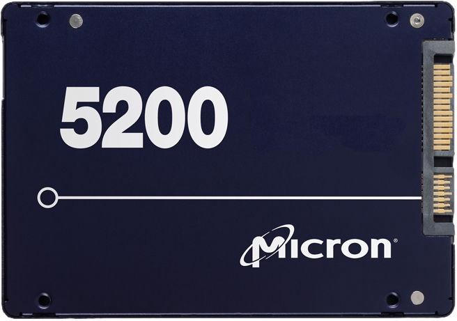 "Micron 5200 Series Pro 960GB 2.5"" MTFDDAK960TDD-1AT1ZABYY"