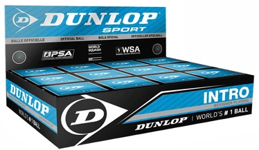 Dunlop 700105 Intro Squashball Box 12pcs