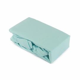 Простыня Domoletti 12-4608 Blue, 180x200 см, на резинке