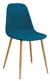 Стул для столовой Signal Meble Fox Blue, 1 шт.