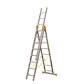 Лестница Forte Tools 8608, 597 см