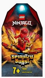 Konstruktors LEGO®Ninjago Spindžitsu sprādziens — Kai 70686