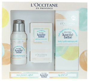 L´Occitane Shea Baby My First 3pcs Set 225ml