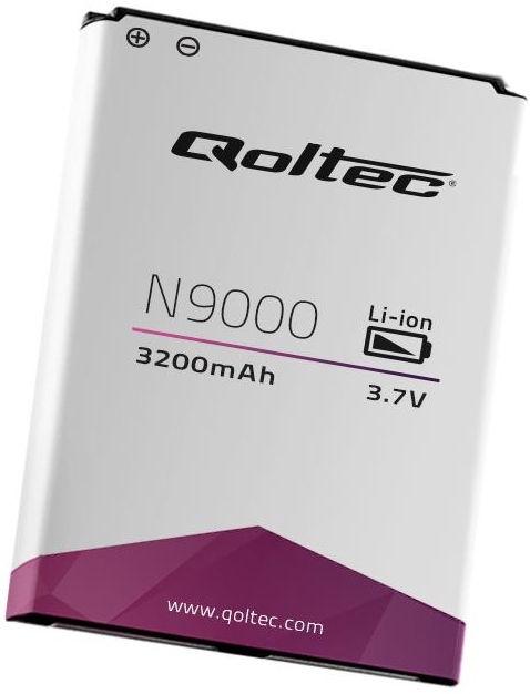 Baterija Qoltec, Li-ion, 3200 mAh