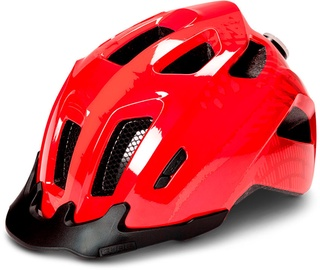 Cube Ant Helmet Red Splash S