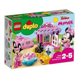 Konstruktors Lego Duplo Minnies Birthday Party 10873