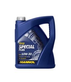 Машинное масло Mannol Special Plus 10W/30 Engine Oil 7512 5l