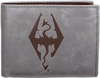 Licenced The Elder Scrolls V: Skyrim Dragonborn Wallet Grey