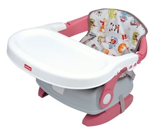 Winfun Deluxe Fold & Go Booster Seat Animal Paradise Pink