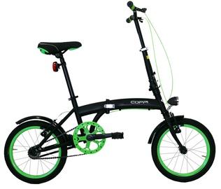 Coppi Car Bike 16'' Black