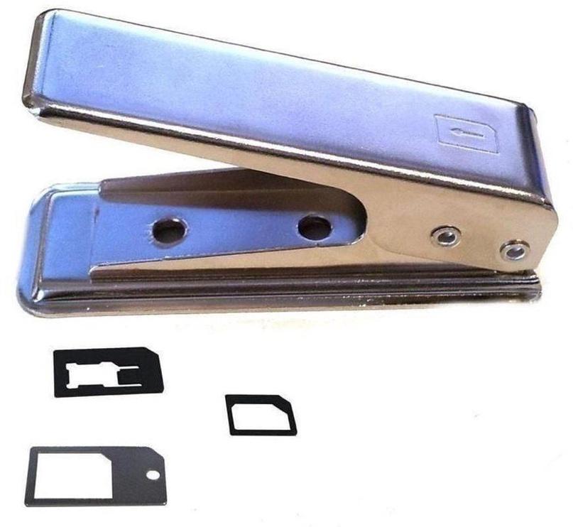 Adapteris Pure2 SIM Card Cutter Nano / Micro / Standard + Adapter