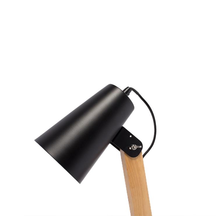 Gaismeklis Domoletti WL15019 40W Black