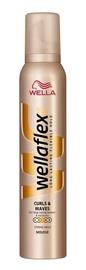 Мусс для волос Wella Wellaflex Curls & Waves Hair Mousse, 200 мл
