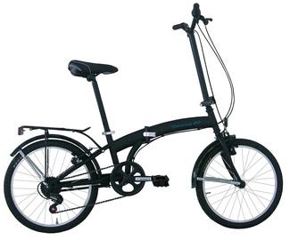 Велосипед Masciaghi Microbike, черный, 20″