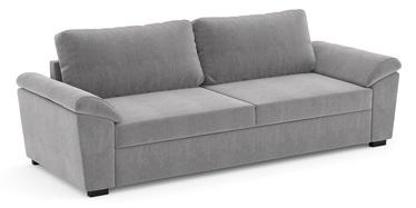 Диван-кровать Home4you Hudson 63948, серый, 88 x 239 x 87 см