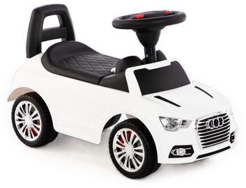 Автомобиль EcoToys Audi Car Pusher White