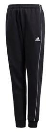 Adidas Core 18 Jr Sweat Pants CE9077 Black 140cm