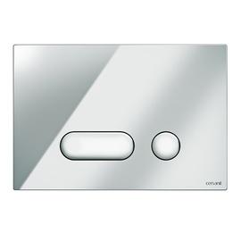 Ūdens nolaišanas poga Cersanit Intera WC Button Chrome
