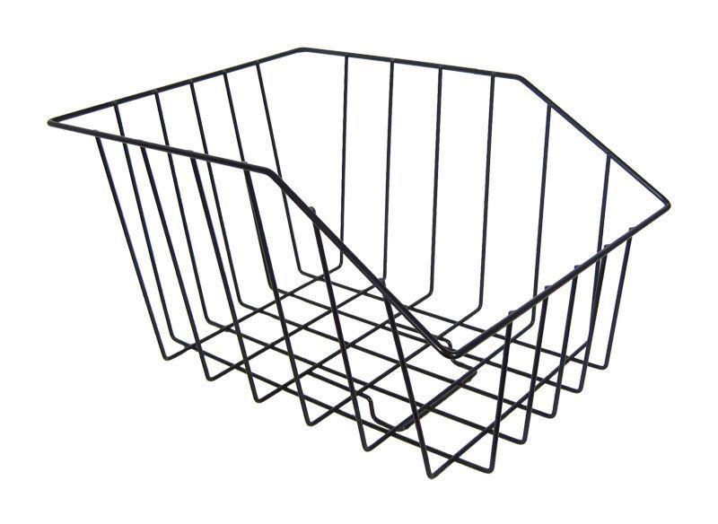 Force Basket 350x250x190mm Metal Black