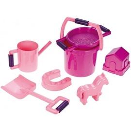 Набор игрушек для песочницы Ponny, розовый