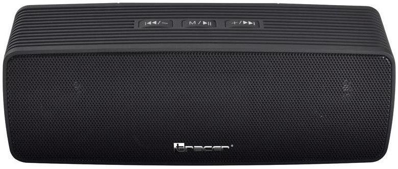 Bezvadu skaļrunis Tracer PowerBox, melna, 6 W