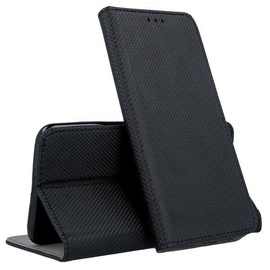 Mocco Smart Magnet Book Case For Xiaomi Redmi Note 7/Note 7 Pro Black