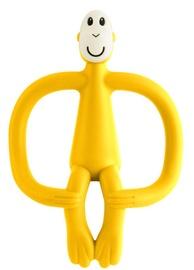 Zobu riņķis Matchstick Monkey 3m+ Yellow MM-T-006