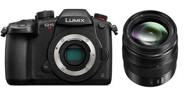 Panasonic Lumix DC-GH5S + G Vario 12-35mm F2.8 Lens Black