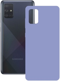 Ksix Silk Back Case For Samsung Galaxy A71 Lavender