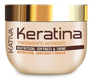 Matu maska Kativa Keratina Nutrition Intensive, 500 ml