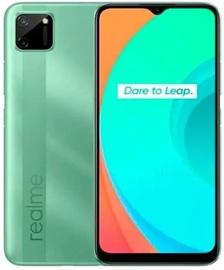 Mobilais telefons Realme C11, zaļa, 2GB/32GB