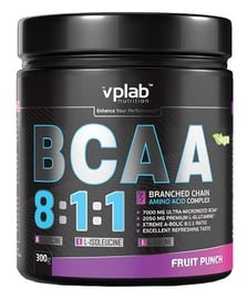 VPLab BCAA 8:1:1 Fruit Punch 300g