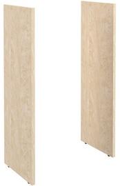 Skyland DEX DS 070 Side Walls 40x120x2.5cm Beech Tiara