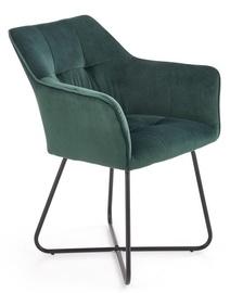 Стул для столовой Halmar K377 Dark Green, 1 шт.