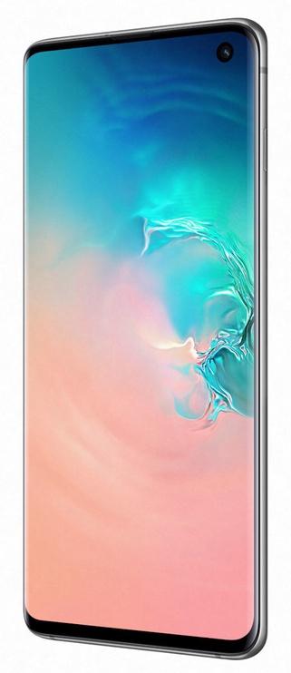 Mobilais telefons Samsung SM-G973F Galaxy S10 128GB DS Prism White