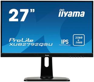 "Monitors Iiyama XUB2792QSU-B1, 27"", 5 ms"