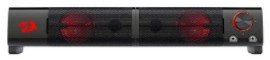 Магнитола Redragon GS550, 6 Вт, черный