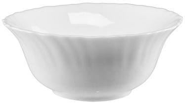 Bļodiņa Galicja Glass Bowl White 13cm